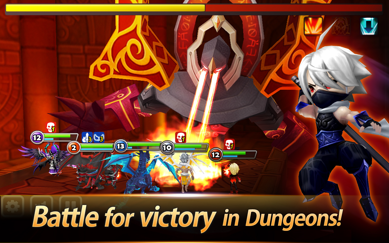 Summoners War 1.7.3 Mod APK (High Damaged & Speed)