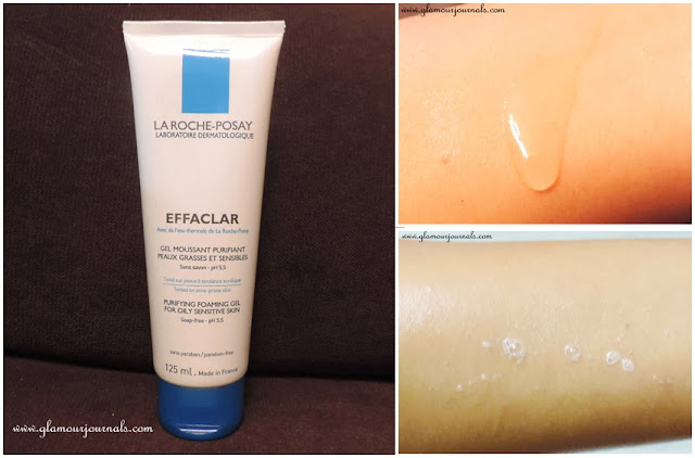 La Roche Posay Effaclar Purifying Foaming Gel in India