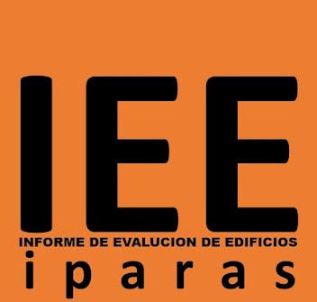 IEE INFORME DE EVALUCION DE EDIFICIOS