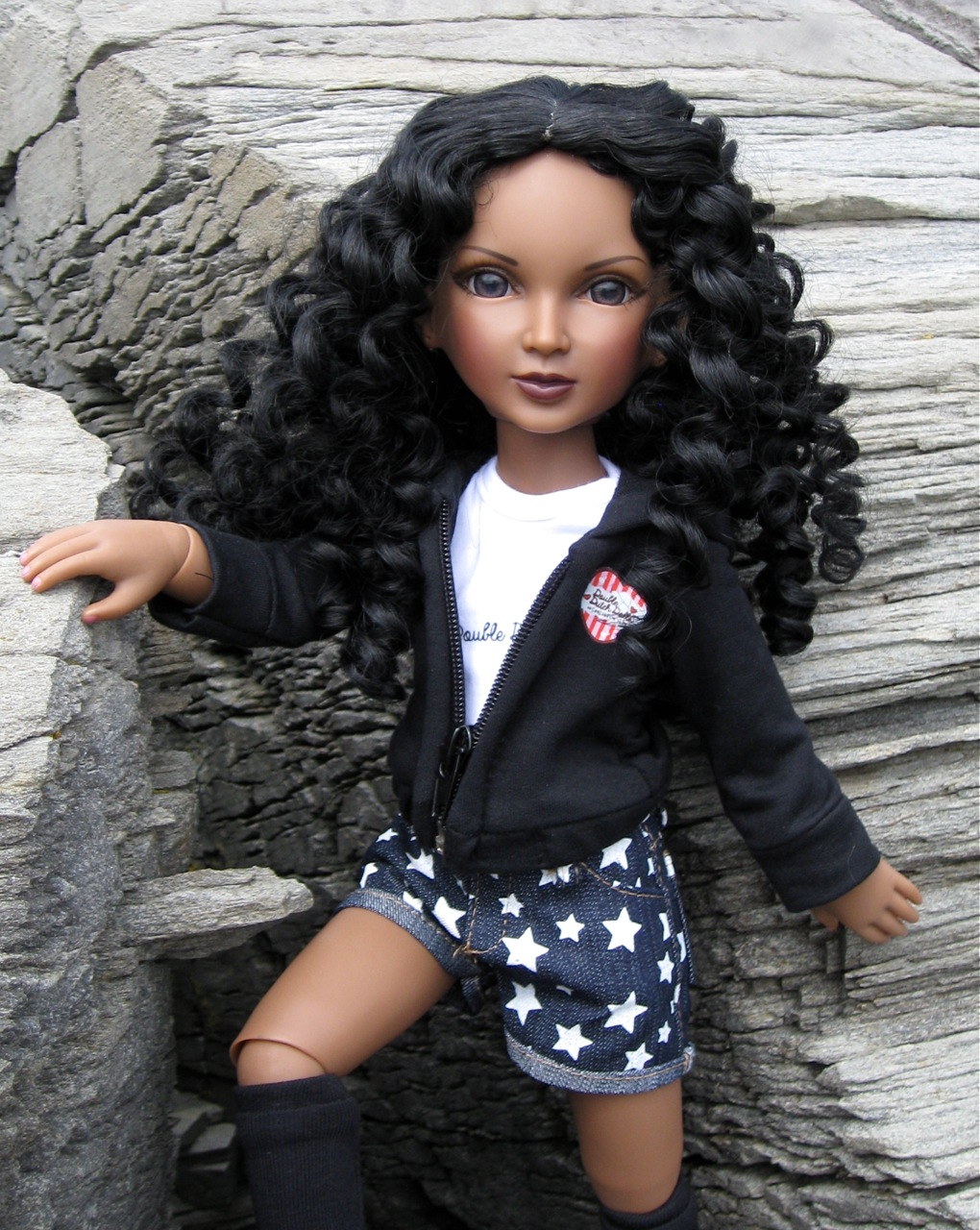 "Double Dutch Dolls ""Zaria"""