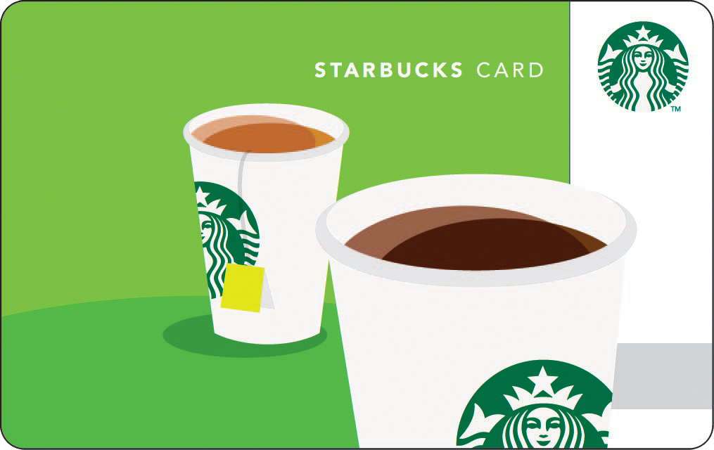 The Food Alphabet And More Starbucks Card Is Here In The