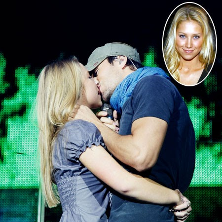 Enrique Iglesias Girlfriend Anna 2011 | All About Hollywood Enrique Iglesias Girlfriend 2014
