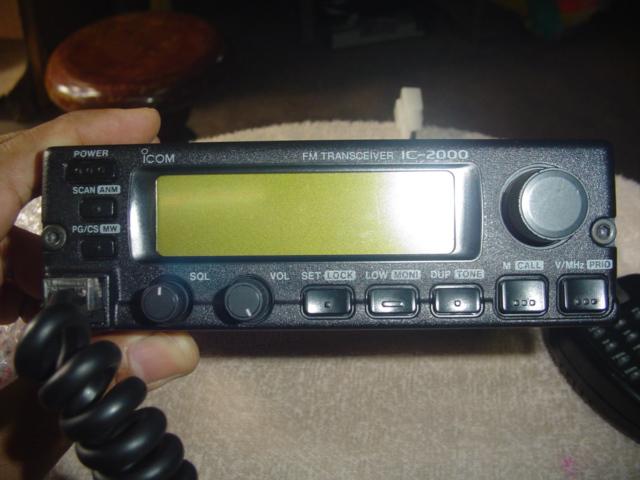 Icom IC 2000