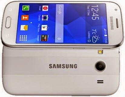 Samsung Galaxy Ace Style 4G LTE Layar Super Amoled
