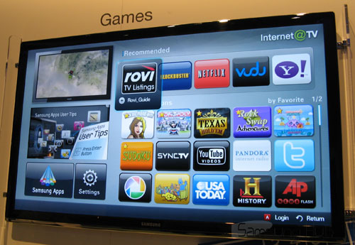 how to open web browser on lg smart tv