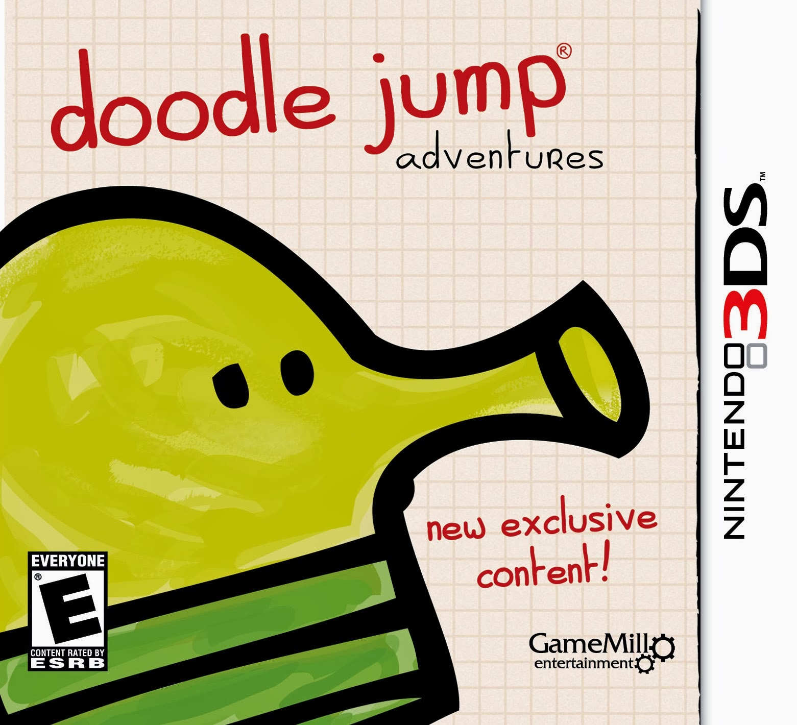 Doodle Jump Adventures (Video Game Review)