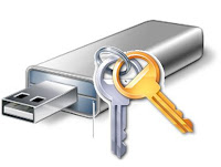 Password Protection to USB Drive without using Software