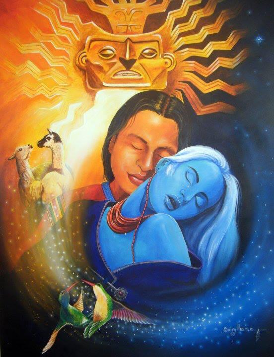 Arquetipo de la Diosa y el Dios del Amor