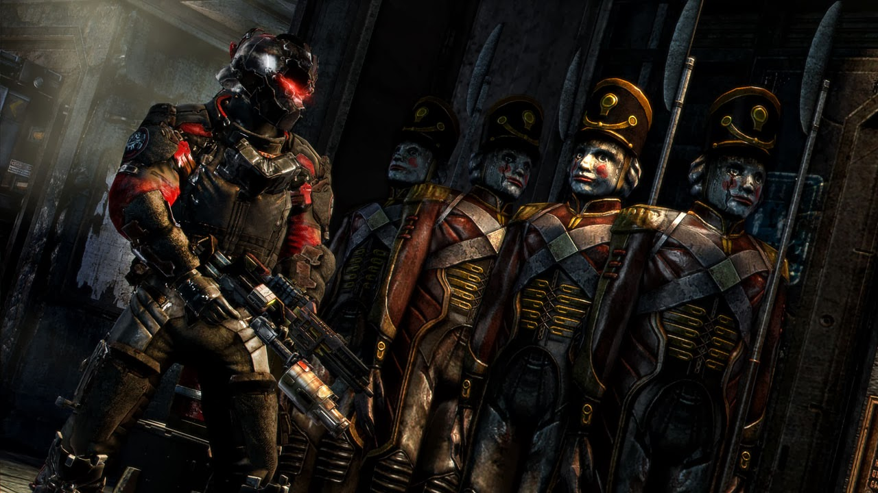 Download Dead Space 3 Limited Edition-RELOADED Full Free PC Games
