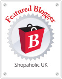 Featured Blogger on Shopaholics UK
