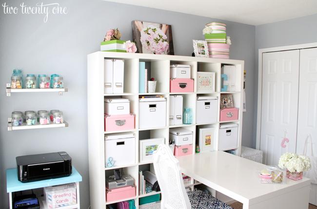 Antes Y Despu 233 S Oficina En Casa En Colores Pastel