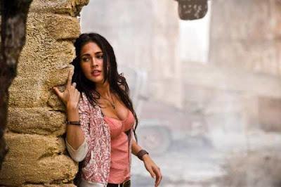 Megan Fox in Transformers: Revenge of the Fallen (2009)