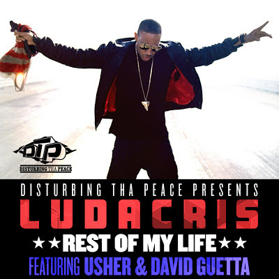 Ludacris Ft. Usher &amp; David Guetta -Rest Of My Life (Instrumental)