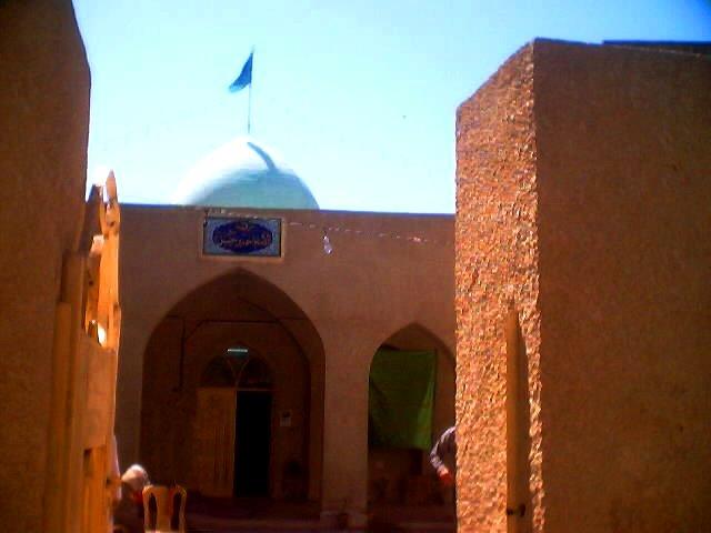 Tomb+of+Imam+Ahmad+Bin+Hanbal+is+at+Mart