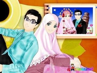 Koleksi gambar-gambar keluarga muslim