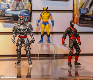 Hasbro 2013 Toy Fair Display Pictures - Wolverine All-Stars