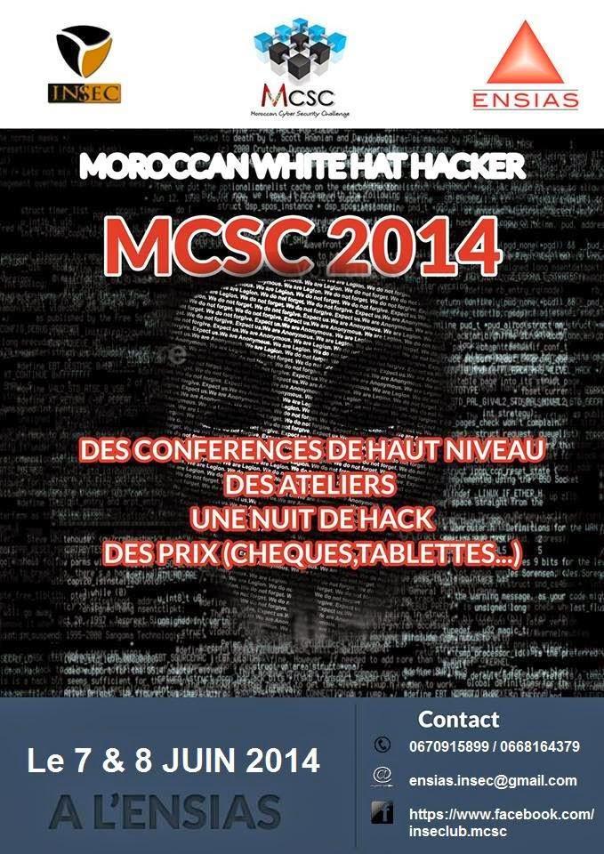 MCSC 2014
