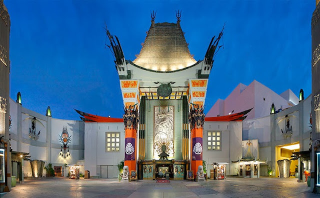 horror movies at chinese theater