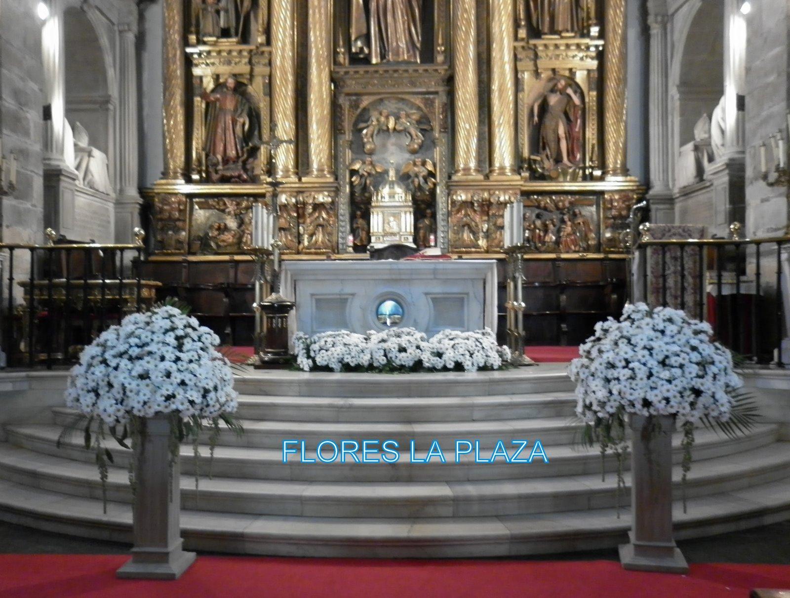 Fotos De Centros De Flores Para Iglesias - Ideas para decorar la iglesia con flores Bodas net
