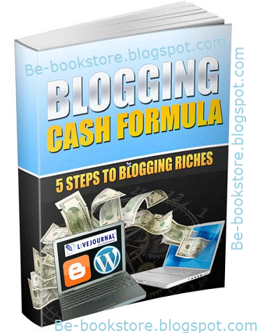 Blogging Cash Formula - eBook
