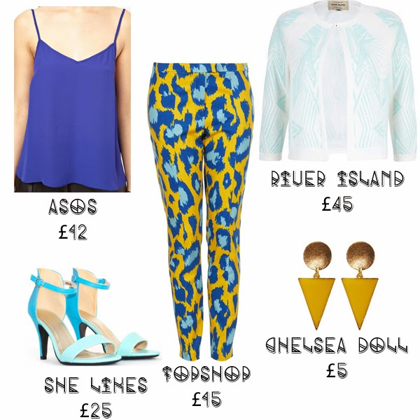 Steal Her Style Solange Knowles Fashion Aliceadoresapparel Blog what she wore get the look topshop asos shelikes chelseadoll riverisland animal print tailoring