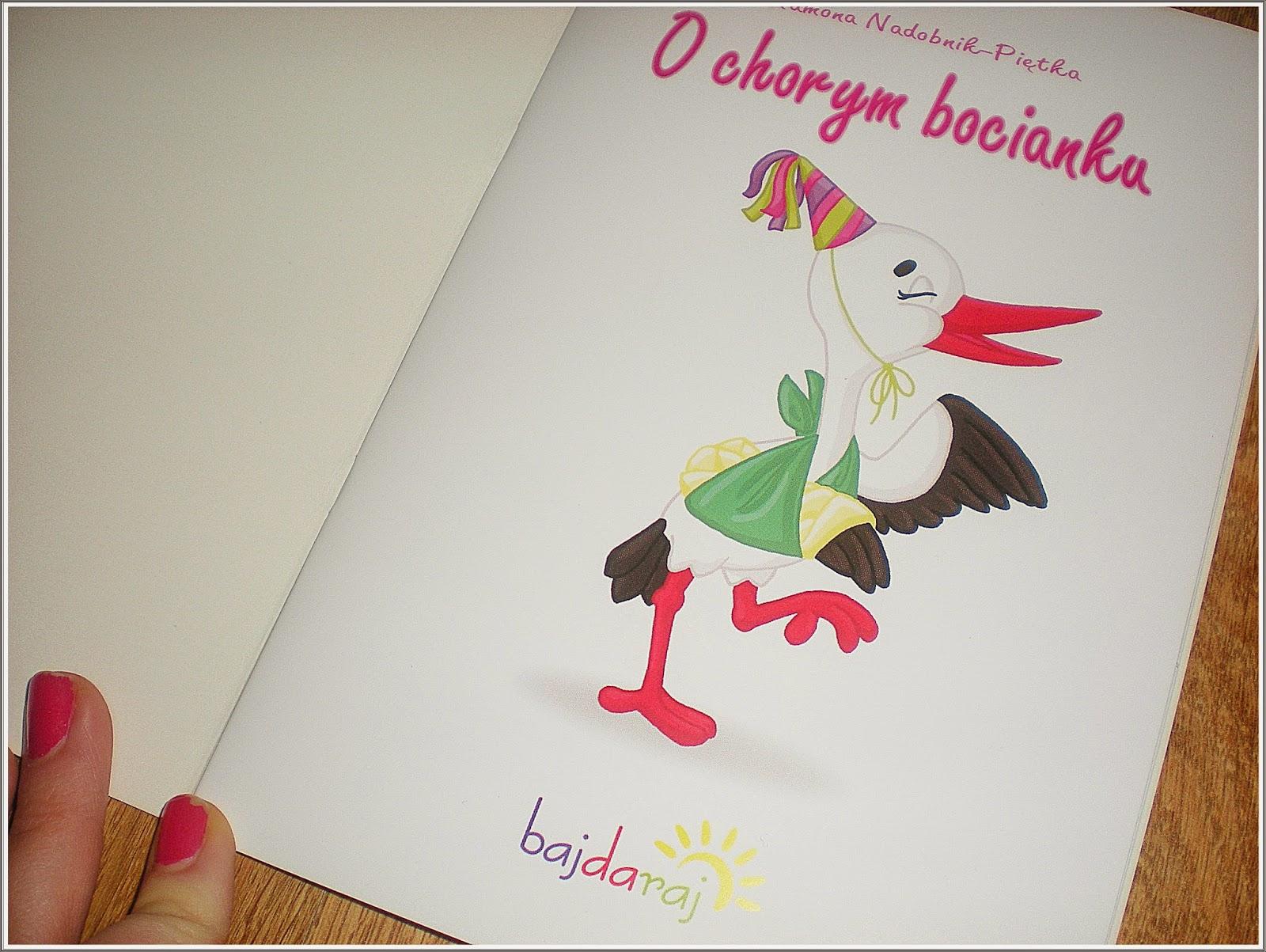 O chorym bocianku / O zielonych ludkach / Bajdaraj