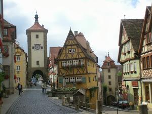 NORDLINGER ON DER TAUBER (GERMANIA)