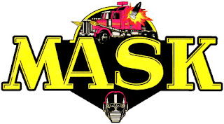 Kenner MASK Logo