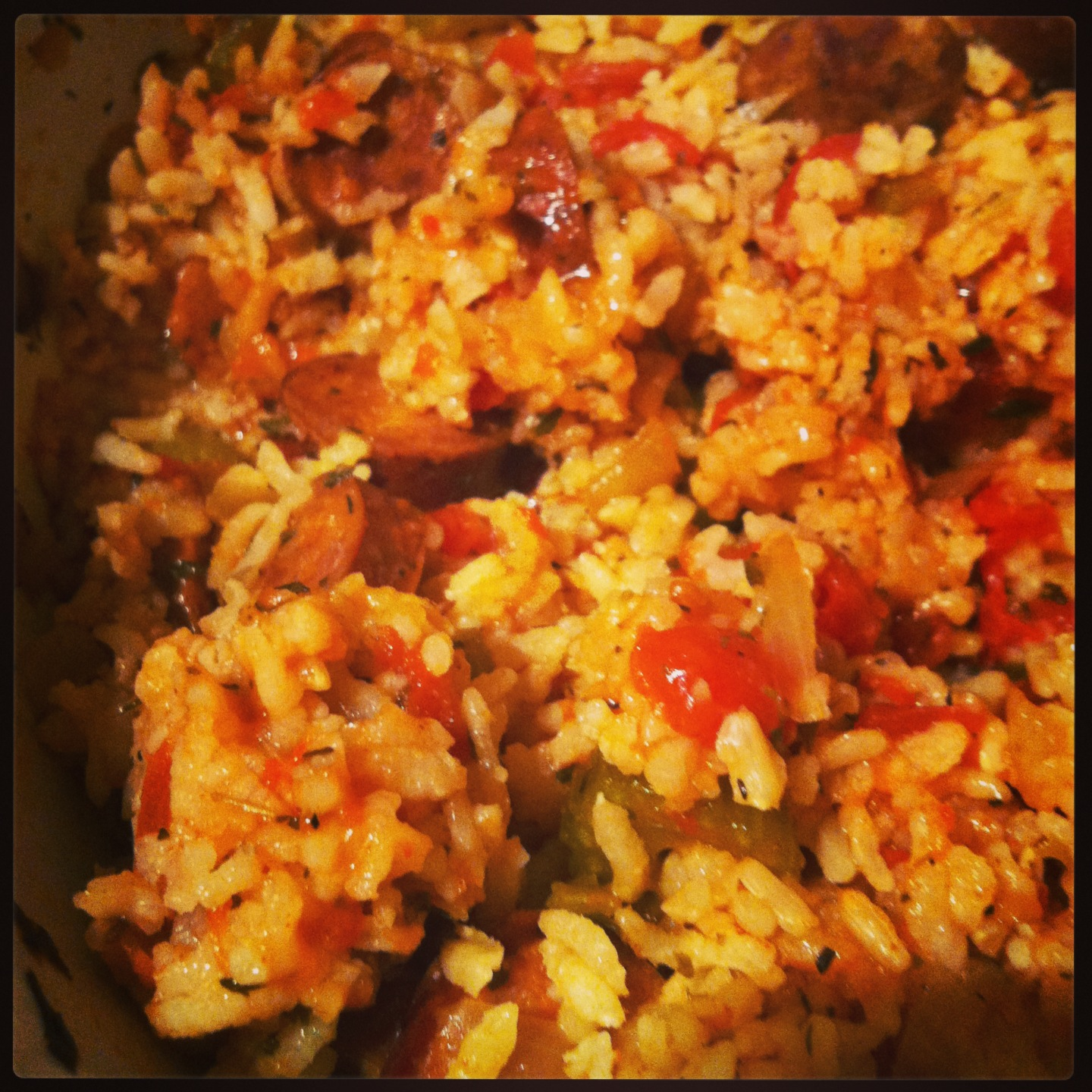adapted from colleen s slow cooker jambalaya on all recipes