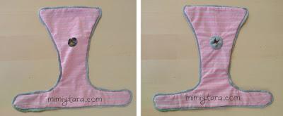 coser pañal