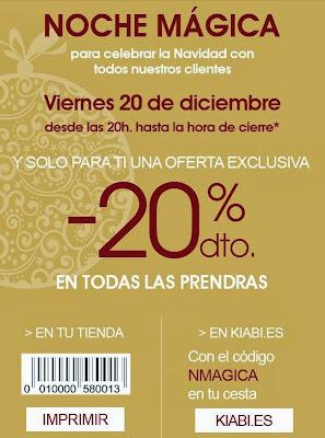 kiabi oferta de navidad 20-12-2013