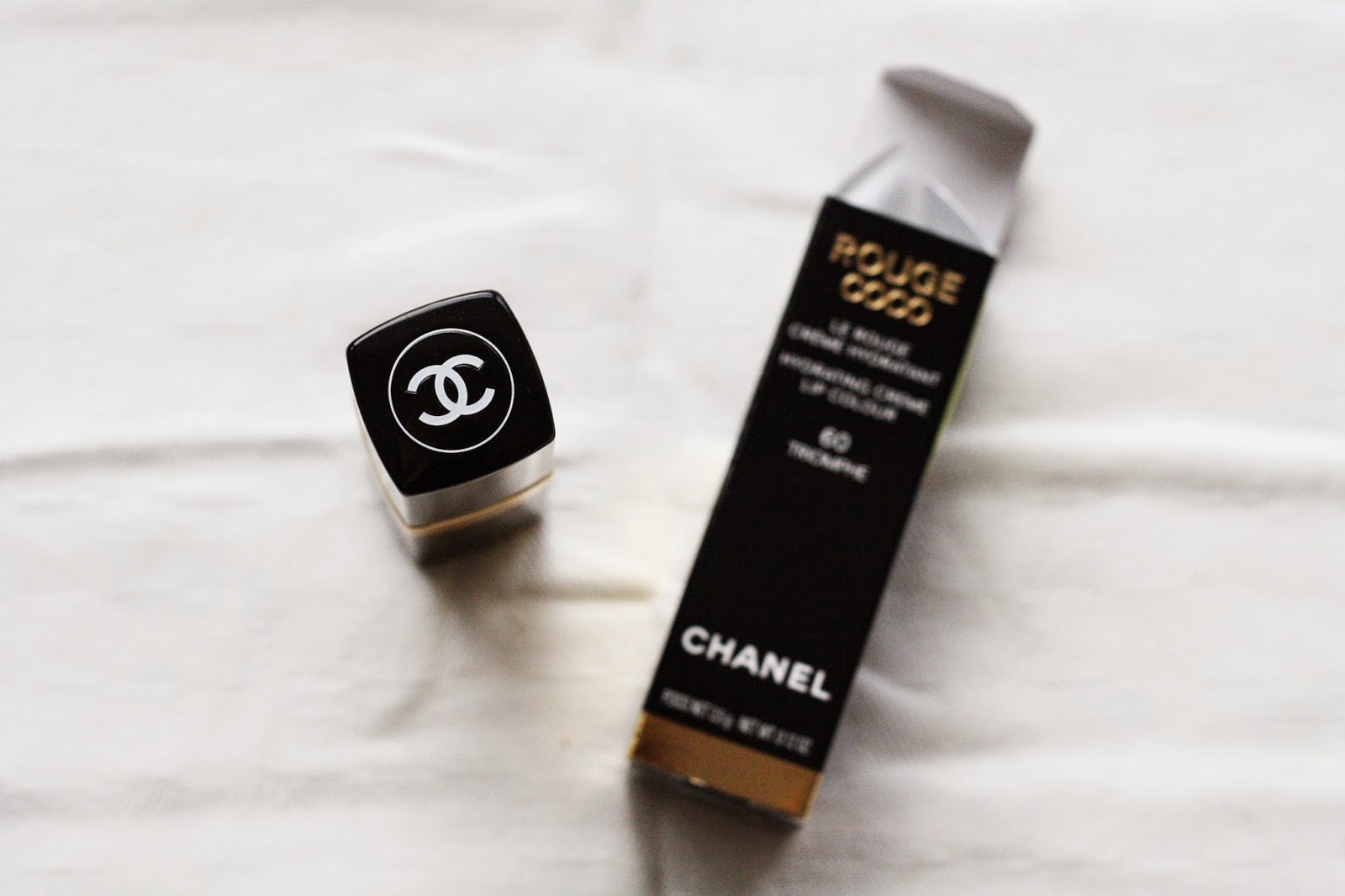 Chanel Rouge Coco hydrating creme lipstick