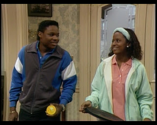 Cosby Show Huxtable fashion blog 80s sitcom Theo Malcolm Jamal Warner Vanessa Tempestt Bledsoe