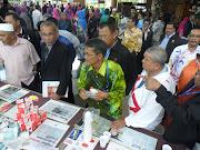 Tongkat Ali Nu-Prep100( paten US,EU) diserbu selepas Seminar Kesihatan Felda 2011.Sudah Pasti