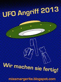 UFO Angriff 2013