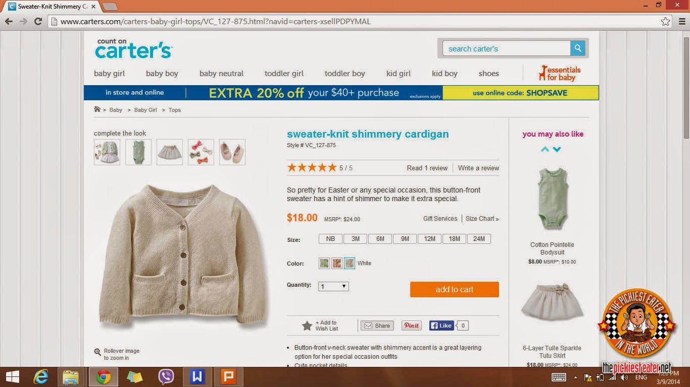 Shopping online with virtual card