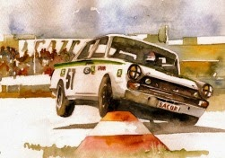 Ford Lotus Cortina 1967