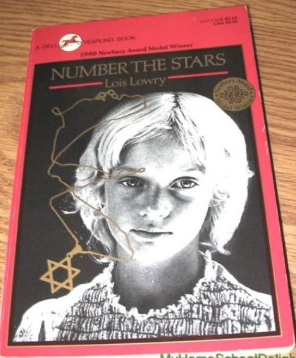 Number the Stars by Lois Lowry set of 11 pb Books classroom guided reading