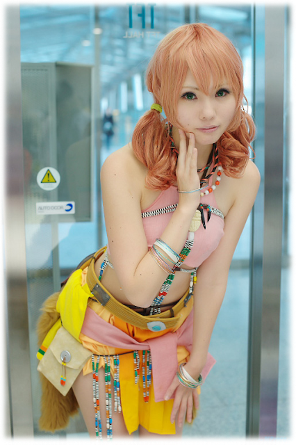 Vanille, final fantasy Xii, cosplay