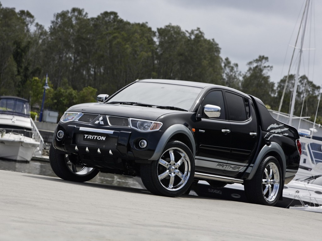 Otomotif Modern: New Mitsubishi Triton Cars review and specs