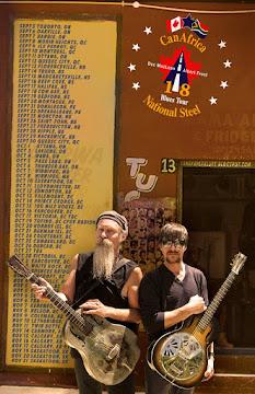 tour poster, dates