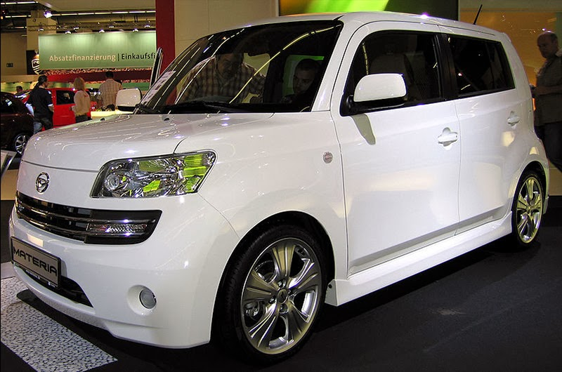 Automotive Database Daihatsu