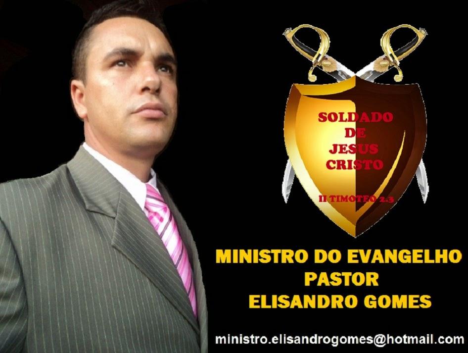 SOLDADO DE JESUS CRISTO