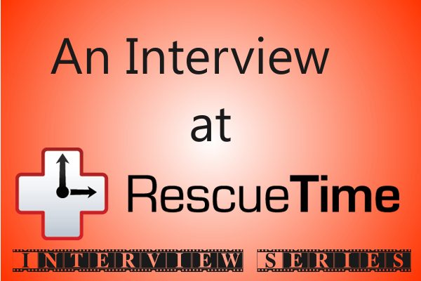 An Interview at RescueTime Front