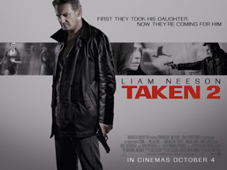 Taken 2 Review Taken 2 Review 2012 Taken 2 Movie Review 2012