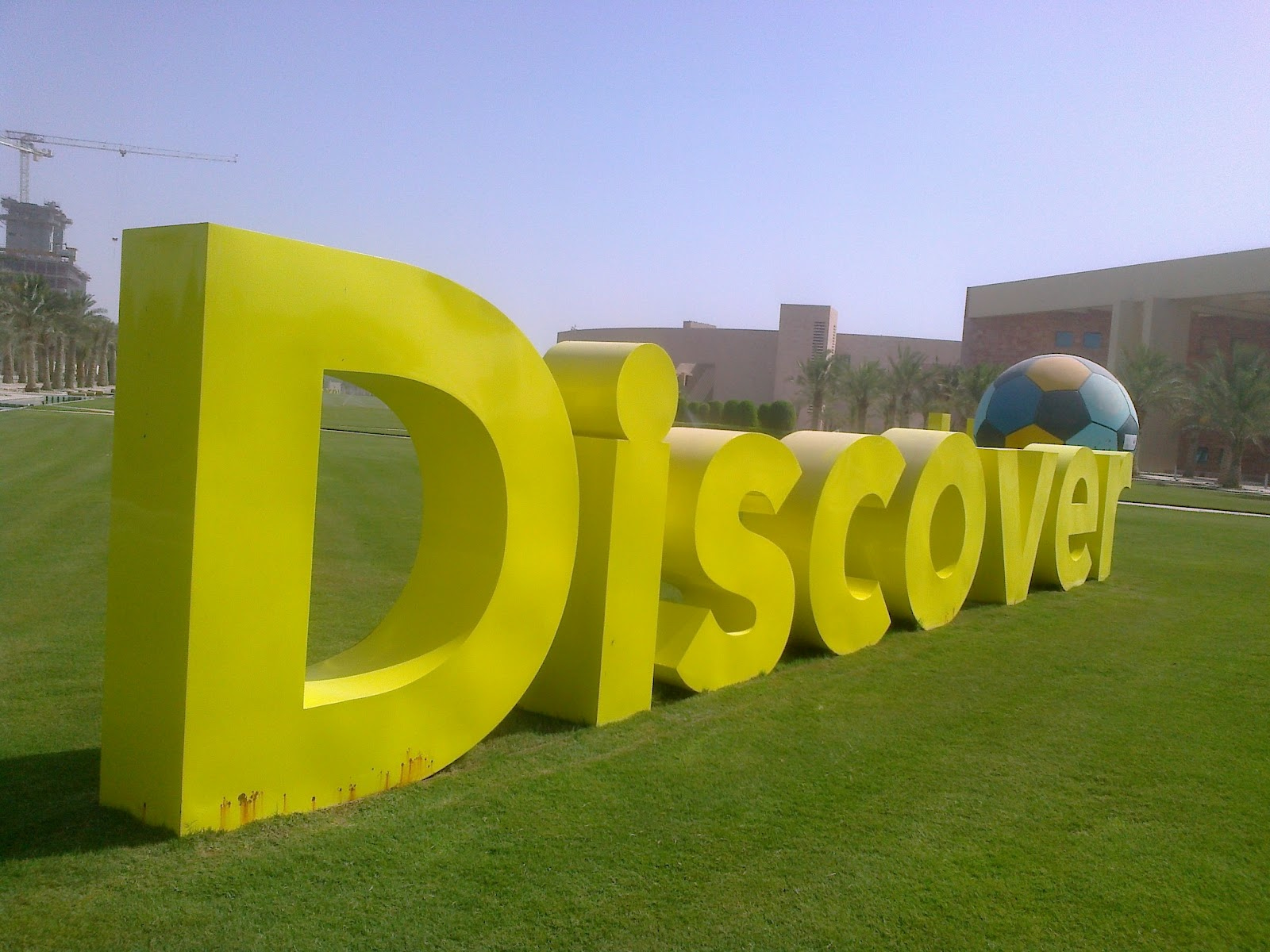 Education City Doha, Qatar describes Qatar's love and future intention ...