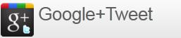 twitter in google+