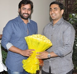Nara Lokesh Birhday Wishes To Nara Rohit Photos
