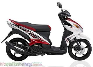 Harga Yamaha Xeon Injeksi Motor Terbaru 2012