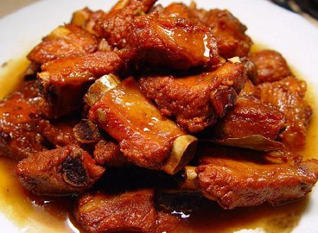 Sườn Non Kho Tiêu - Vietnamese Pork Recipes